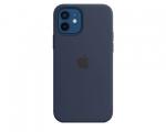 Чехол Apple Silicone Case Deep Navy для iPhone 12 mini with ...
