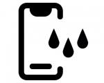 Восстановления герметичности  iPhone X