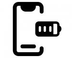 Замена аккумулятора iPhone X