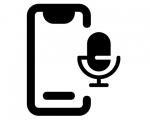 Замена разговорного микрофона iPhone 12 mini