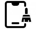 Профилактическая чистка iPad mini
