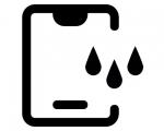 Восстановления герметичности  iPad mini 2