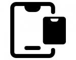 Замена дисплейного модуля iPad mini 2