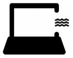 """Чистка после попадания влаги MacBook Air 13"""" 2017 A1466 с во..."""