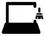"""Профилактическая чистка MacBook Pro 15"""" 2017 A1707"""