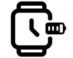 Замена аккумулятора Apple Watch 6
