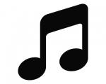 Загрузка музыки