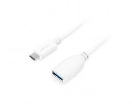 Адаптер Macally USB-C 3.1 Port to USB-A Female