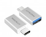 Переходник Macally USB-C 3.1 – USB A (UCUAF2)