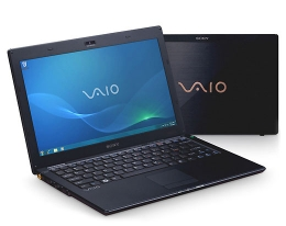 Ноутбук Sony VAIO VPC-X135KX/B