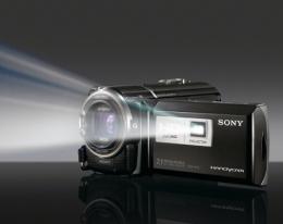 Видеокамера Sony HDR-PJ30E Black