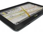 GPS навигатор TENEX 60 W