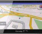 GPS-навигатор Element T11b