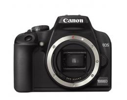 Фотоаппарат зеркальный  Canon EOS 1000D Body