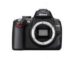 Фотоаппарат зеркальный  NIKON D5000 Body