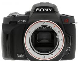 Фотоаппарат зеркальный Sony Alpha A330 body