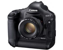 Фотоаппарат зеркальный Canon  EOS1D Mark IV  body