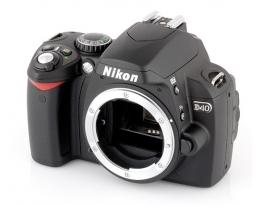 Фотоаппарат Nikon D40 body