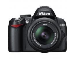 Фотоаппарат зеркальный Nikon D3000 KIT 18-55