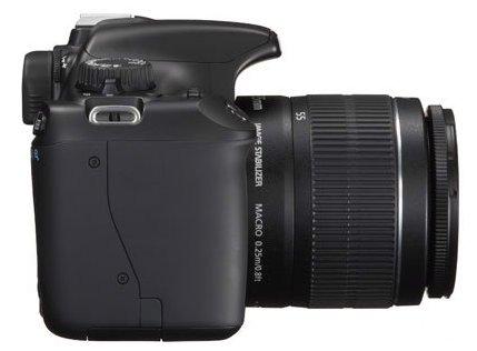 Фотоаппарат canon eos 1100d 18 55 dc iii kit black