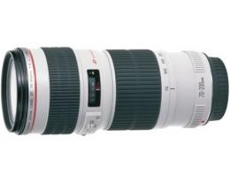 Объектив Canon  EF 70-200mm f/4.0L USM