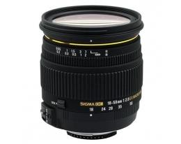 Объектив SIGMA 18-50 mm f2,8 EX Macro HSM for Nikon