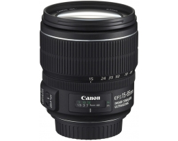 Объектив Canon EF-S 15-85 mm F 3,5-5,6 IS USM
