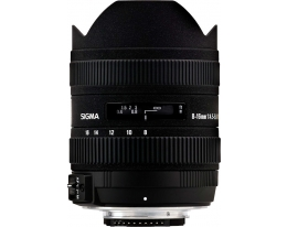 Объектив SIGMA 8-16 mm f4,5-5,6 DC HSM for Nikon