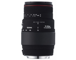 Объектив SIGMA 70-300 mm f4-5,6 APO DG Macro for Pentax 58mm