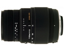 Объектив SIGMA 70-300 mm f4-5,6 DG OS for Nikon