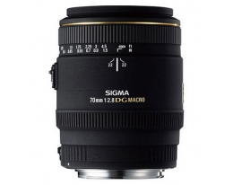 Объектив SIGMA 70 mm f2,8 EX DG Macro for Canon/Nikon