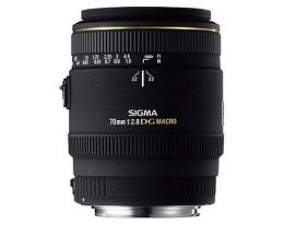 Объектив SIGMA 70 mm f2,8 EX DG Macro for Canon/Nikon