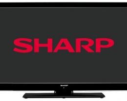 Телевизор LED Sharp LC32LE510EV