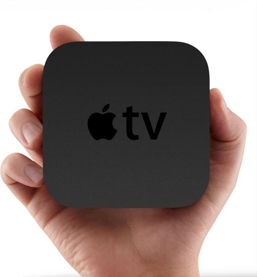 Apple TV.Море веселья в одной маленькой коробочке.