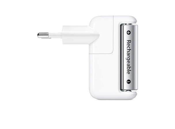 Сетевое зарядное устройство Apple Battery Charger подходит для зарядки аккумуляторов, использующихся в компьютерных...